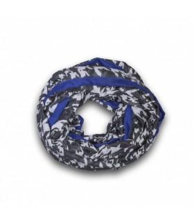 Windfeld - tørklæde blå