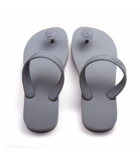 Guru gray sustainable sandals