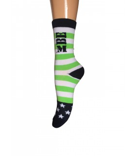 Maybee green stocking