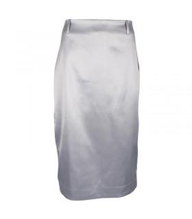Uldahl gray medi skirt