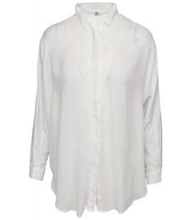 Sweewë hvid skjorte
