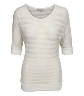 Luc Ce white knit
