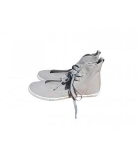 SHOESHOE grey ballarina sneakers