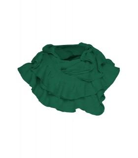 Bitte Kai Rand turkis tørklæde