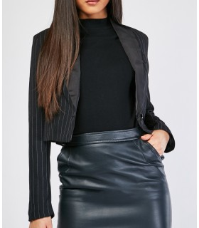 Gdgactuel short black suit jacket