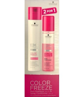 Schwarzkopf BC Bonacure color freeze 2-in-1
