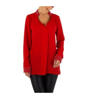 Paris Fashion Emmash rød skjorte