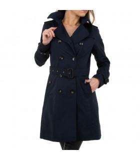 Luxstore navy blau trenchcoat