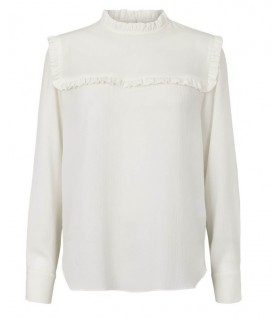 Second Female New Mist blouse white