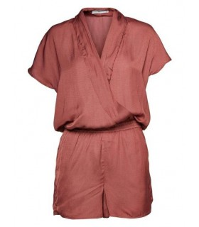 Gestuz Presley pink jumpsuit