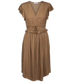 Laws and Divine Laws 83 brown dress