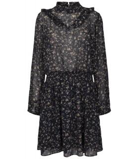 Neo Noir Camille dress blomstret kjole