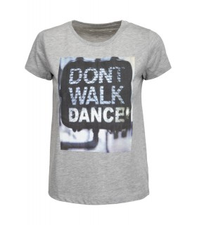 Unlimited Edition grå t-shirt