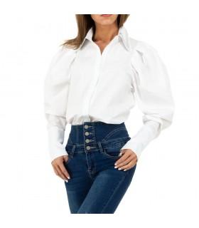 Paris Fashion SHK Mode Paris hvid skjorte