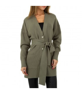 Paris Fashion JCL khaki cardigan