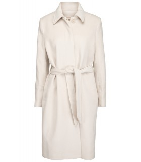 2nd Day beige trenchcoat jakke