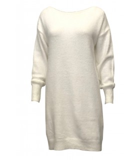 Unigirl hvid bluse med sløjfer